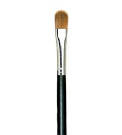 Flat rounded brush